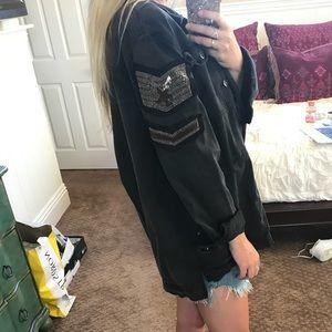 Oversized Soft Denim Jacket